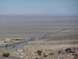 Baixada de Socaire: 20kms non-stop!